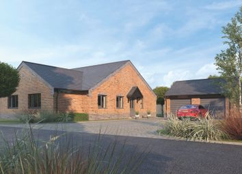 Thumbnail 4 bed detached bungalow for sale in Plot 10, St Mary's Walk, Newbold