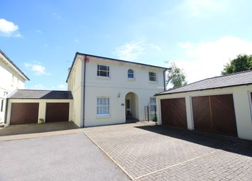 Thumbnail 4 bed detached house to rent in St. Cross Road, St Cross, Winchester