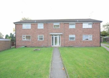 Thumbnail 1 bed flat to rent in Crossfield Avenue, Blythe Bridge, Stoke-On-Trent