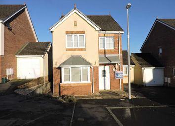 Thumbnail 4 bed detached house for sale in Parc Fferws, Ammanford