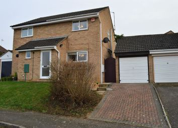 Thumbnail 2 bed semi-detached house for sale in Chatsworth Avenue, Abington, Northampton