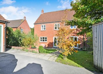 Thumbnail 4 bed detached house for sale in Teasel Close, Devizes