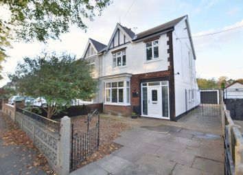 Thumbnail 3 bed semi-detached house for sale in Lloyds Avenue, Scunthorpe