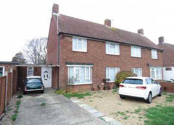 Thumbnail 3 bed semi-detached house for sale in Kings Road, Hayling Island