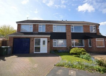 Thumbnail 4 bed semi-detached house for sale in Donne Close, Spital, Merseyside