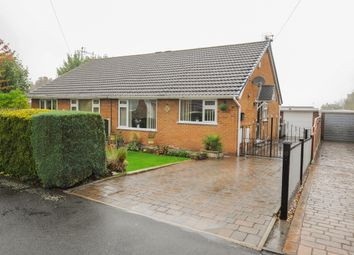 Thumbnail 3 bed semi-detached bungalow for sale in Cotswold Drive, Grassmoor, Chesterfield