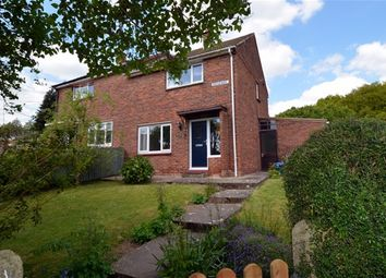 Thumbnail 2 bed semi-detached house for sale in Ridgeway, Yorkley, Lydney
