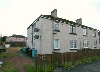 Thumbnail 2 bed flat for sale in Allanton Road, Shotts
