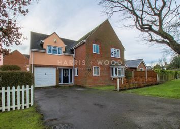 4 bed detached house for sale in The Crescent, Great Horkesley, Colchester CO6