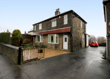 Thumbnail 3 bed semi-detached house for sale in Yew Trees, Southowram, Halifax