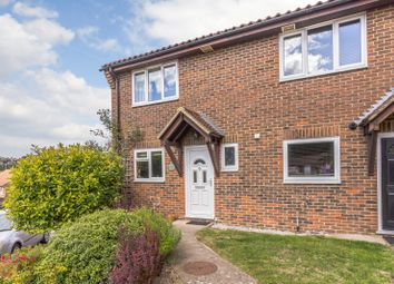 Thumbnail 3 bed semi-detached house for sale in Aveling Close, Purley