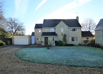4 bed detached house for sale in Baunton Lane, Stratton, Cirencester, Gloucestershire GL7