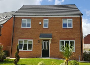 "Thumbnail 4 bed detached house for sale in ""Chedworth"" at Lakes Road, Derwent Howe Industrial Estate, Workington"