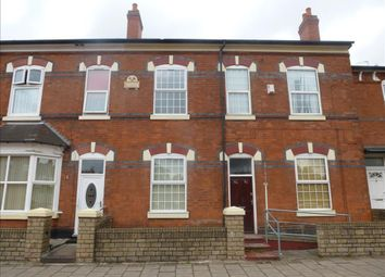 Thumbnail 4 bedroom terraced house to rent in Alfred Road, Handsworth, Birmingham