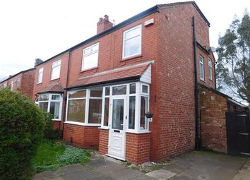 Thumbnail 4 bed semi-detached house for sale in Dunmore Road, Gatley, Cheshire