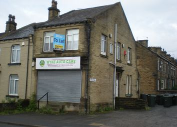 Thumbnail Retail premises for sale in Huddersfield Road, Bradford