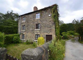 Thumbnail 4 bed cottage for sale in Lea Wood, Lea Bridge, Matlock