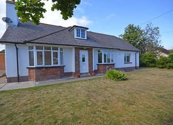 3 bed bungalow for sale in Old Rydon Lane, Exeter EX2