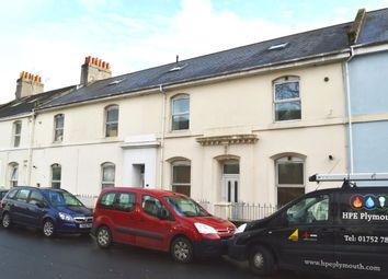Thumbnail 2 bedroom flat to rent in Wilton Street, Stoke, Plymouth