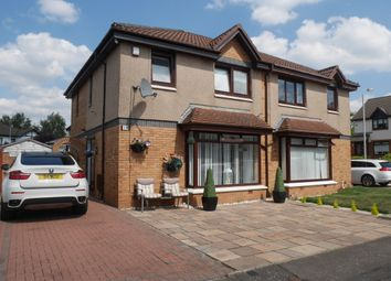 Thumbnail 3 bed semi-detached house for sale in St Mary's Crescent, Barrhead