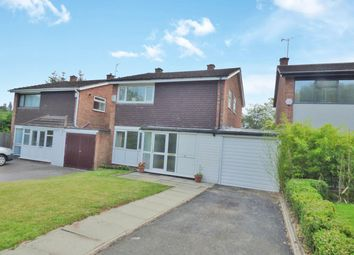 Thumbnail 3 bed detached house for sale in Hallwood Road, Handforth, Wilmslow