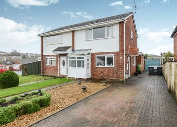 Thumbnail 3 bed semi-detached house for sale in Wylye Road, Warminster
