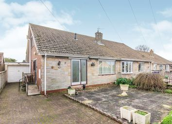 Thumbnail 3 bed semi-detached bungalow for sale in Rectory Close, Thurnscoe, Rotherham