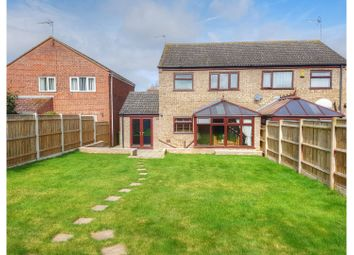 Thumbnail 3 bed semi-detached house for sale in Misburgh Way, Great Yarmouth