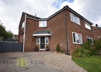 Thumbnail 3 bed semi-detached house for sale in Bankside, Clayton-Le-Woods, Chorley