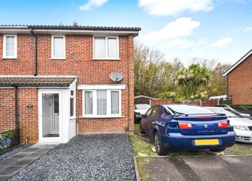 Thumbnail 2 bed end terrace house for sale in Pine Way, Folkestone