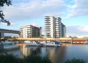 Thumbnail 2 bedroom flat to rent in Alexandria, Victoria Wharf, Cardiff