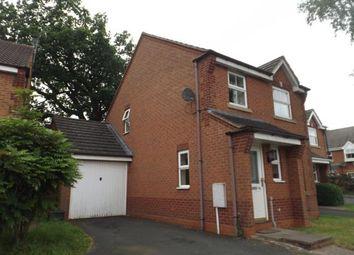 Thumbnail 3 bed link-detached house for sale in Oaklands, Northfield, Birmingham, West Midlands