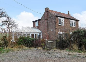 Thumbnail 3 bed detached house for sale in East End, Thorpe St. Peter, Skegness