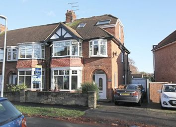Thumbnail 4 bed terraced house for sale in Chestnut Avenue, Willerby, Hull