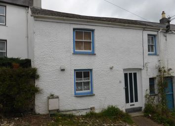 Thumbnail 2 bed terraced house for sale in Bodmin Hill, Lostwithiel