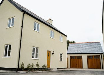 Thumbnail 4 bedroom detached house for sale in Higman Close, Mary Tavy, Tavistock