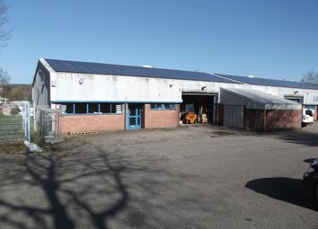 Thumbnail Industrial to let in Mochdre Industrial Estate, Newtown