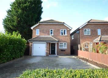 Thumbnail 4 bed detached house for sale in Albion Road, Sandhurst, Berkshire