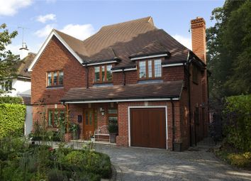 Thumbnail 5 bedroom detached house to rent in Fee Farm Road, Claygate, Esher, Surrey
