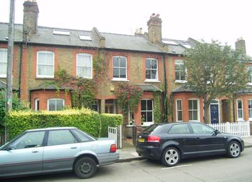 Thumbnail 2 bedroom cottage to rent in Radnor Gardens, Twickenham