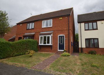 Thumbnail 3 bedroom semi-detached house for sale in Walgrave Drive, Bradwell, Milton Keynes