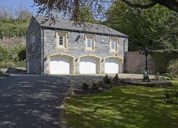 Thumbnail 4 bed detached house for sale in Stoney Royd Lane, Todmorden