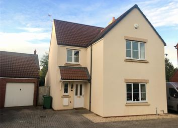Thumbnail 4 bed detached house for sale in Kimberland Way, Abbeymead, Gloucester