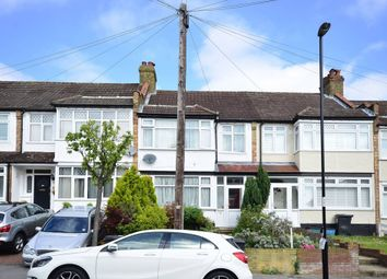 Thumbnail 3 bed terraced house to rent in Falkland Park Avenue, London