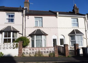 Thumbnail 2 bed terraced house for sale in Willicombe Road, Paignton
