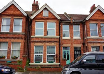 Thumbnail 4 bed terraced house for sale in Colbourne Road, Hove