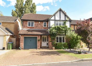 Thumbnail 4 bedroom property for sale in Connaught Drive, Weybridge