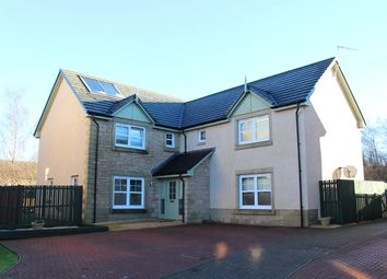 Thumbnail 5 bed detached house for sale in Sheriffmuir Close, Greenloaning, Dunblane