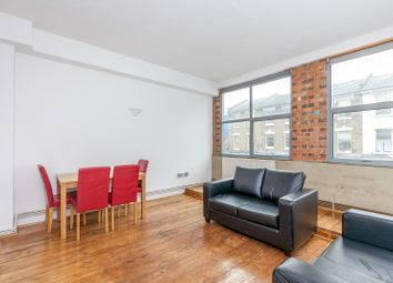 Thumbnail 3 bed flat to rent in Anton Street, London Fields