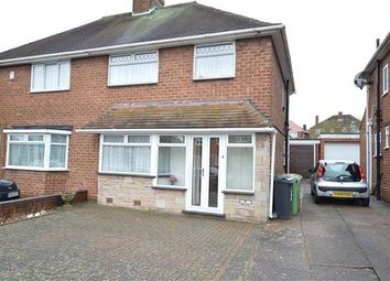 Thumbnail 3 bed semi-detached house for sale in Hillingford Avenue, Pheasey, Great Barr, Birmingham